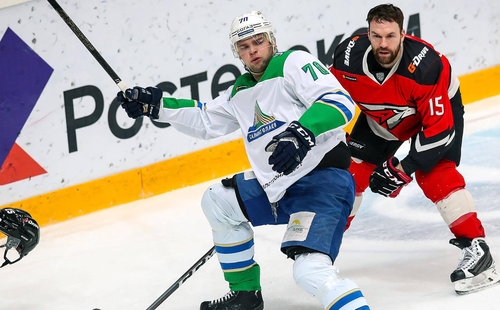 """""""Авангард"""" и """"Салават Юлаев"""" сыграют в серый и унылый хоккей. Будет дико скучно"""
